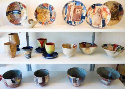 Galerie-Keramiken